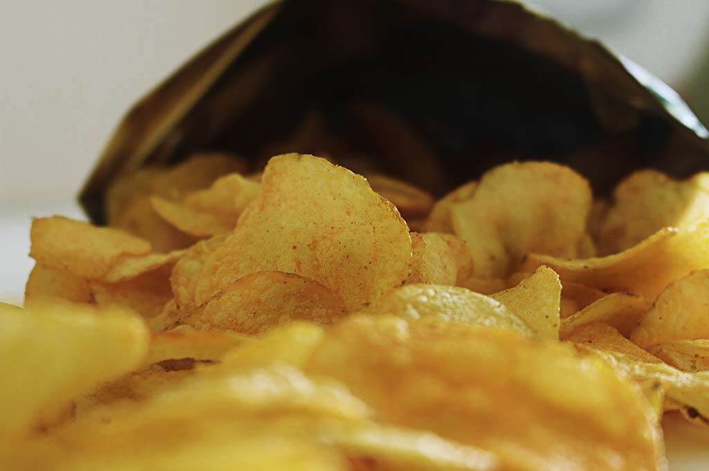 Chips I Airfryer